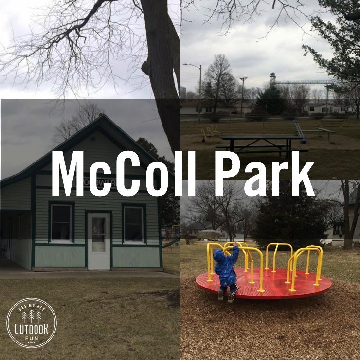 Mccoll Park Woodward Iowa (1)