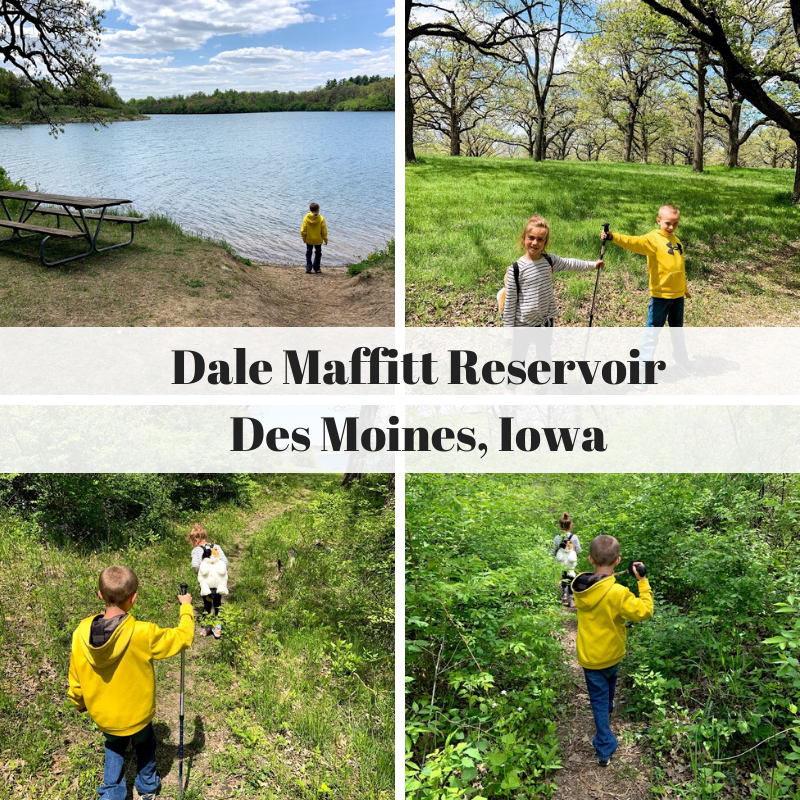 Dale Maffitt Reservoir, Water Works Park, Places To Hike In Des Moines, Des Moines, Iowa, Iowa Lake