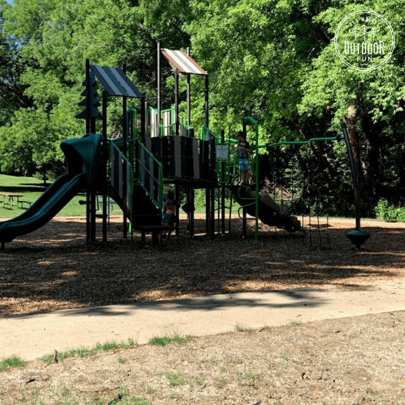 Golfview Park, Urbandale, Iowa, park