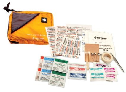 hiking first aid pack