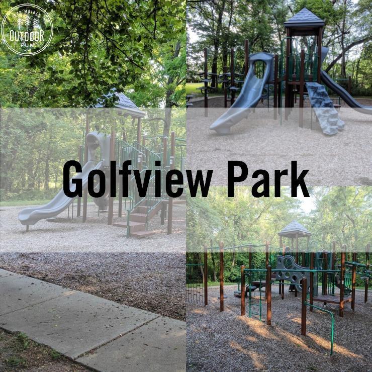 Golfview Park Urbandale Iowa