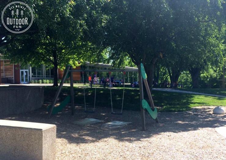 walker johnston toddler playground shade