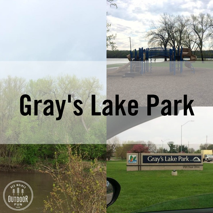Gray's Lake Park des moines iowa