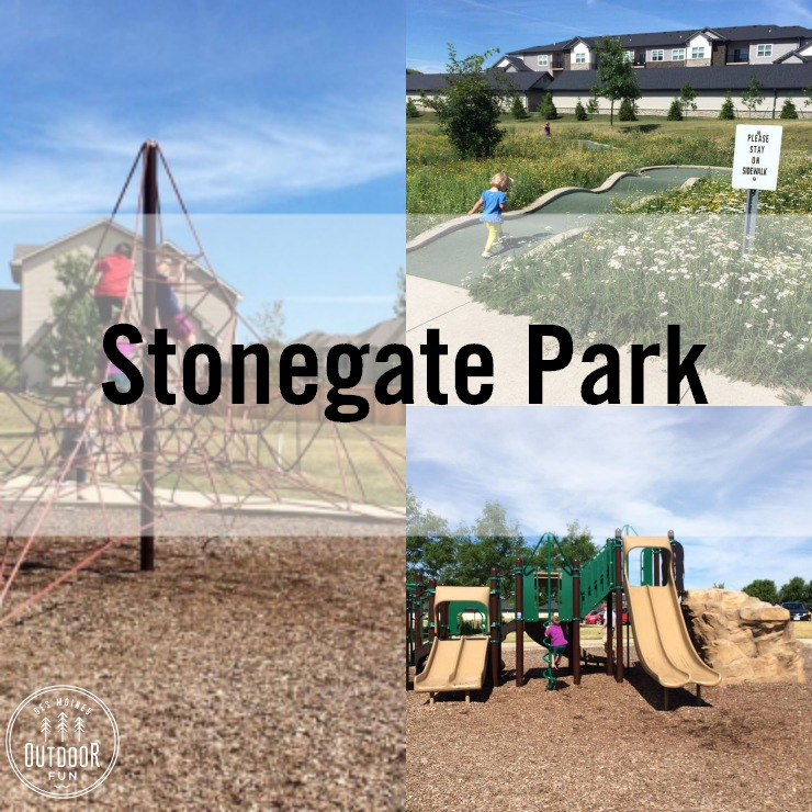 Stonegate Park Clive Iowa