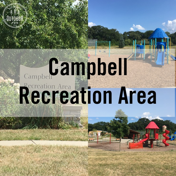 campbell recreation area clive iowa