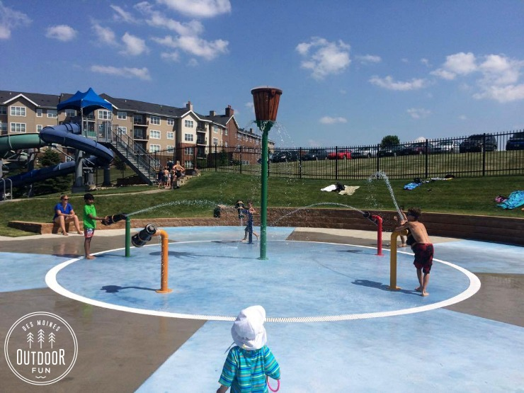 Clive Aquatic Center Des Moines Outdoor Fun