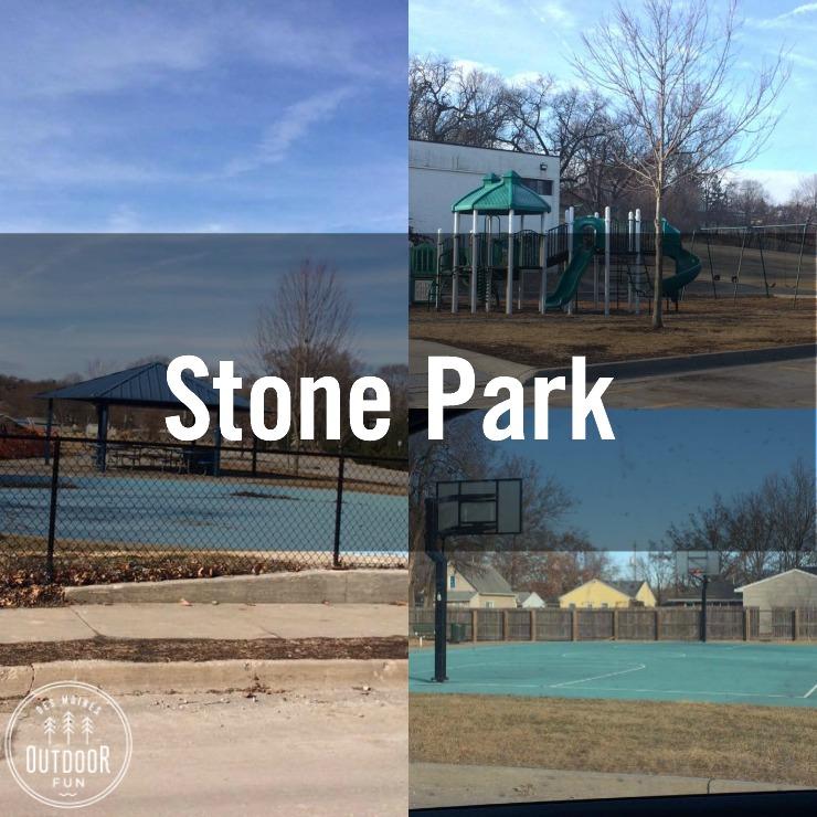 Stone Park Des Moines Iowa