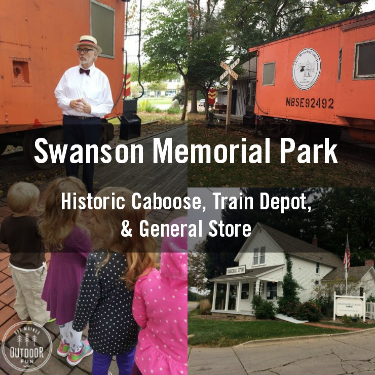 Swanson Memorial Park Clive Iowa