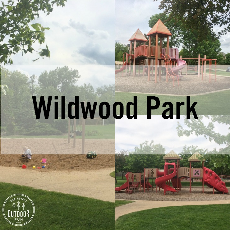 Wildwood Park Clive Iowa