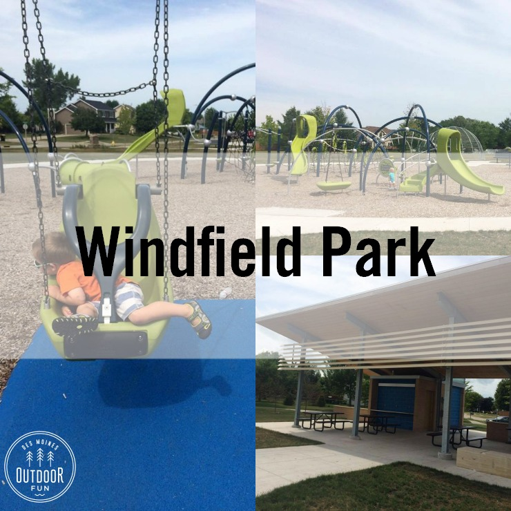 Windfield Park Waukee Iowa