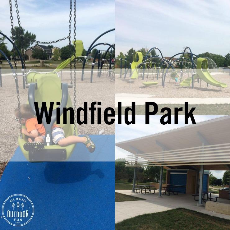 Windfield Park Waukee Iowa