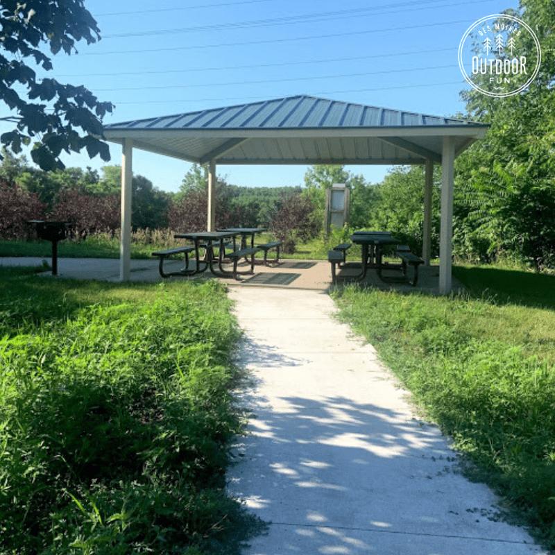 Ray Schliehls Park, Johnston, Iowa, park