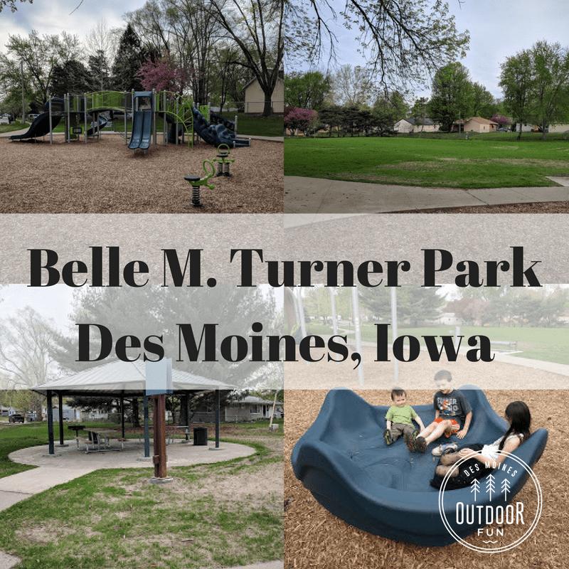 Belle M Turner Park, Des Moines, Iowa