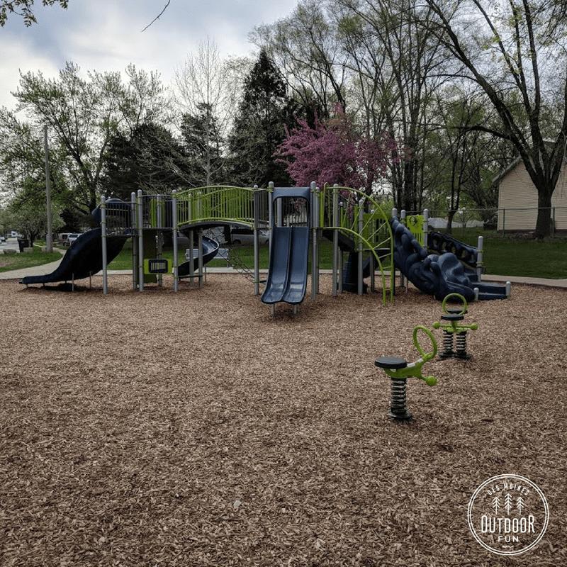 Belle M. Turner Park, Des Moines, Iowa