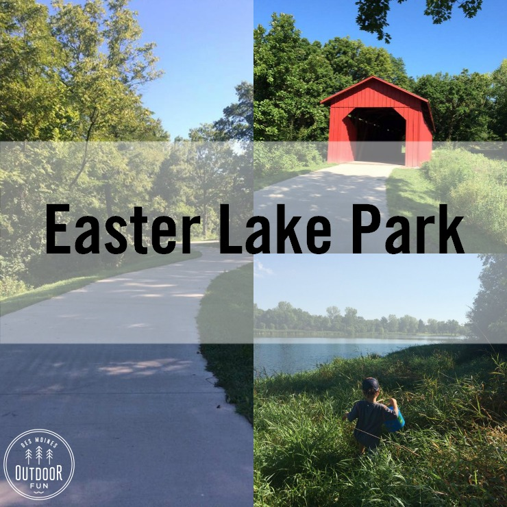 Easter Lake Park des moines iowa