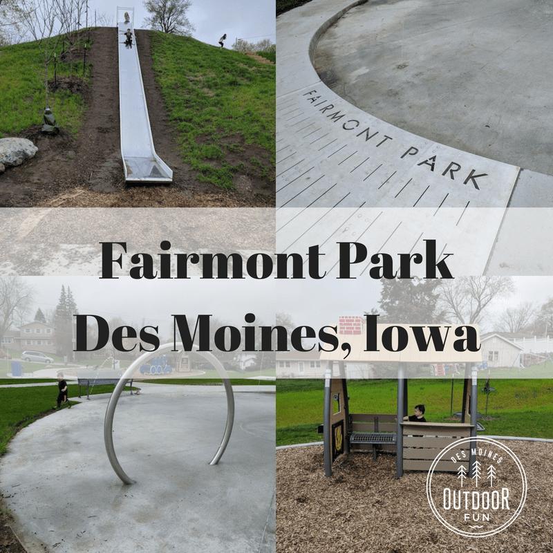 Fairmont Park, Des Moines, Iowa