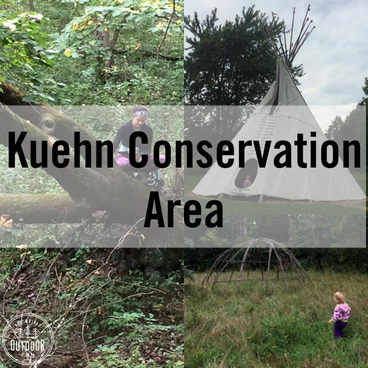 Kuehn Conservation Area Earlham Iowa