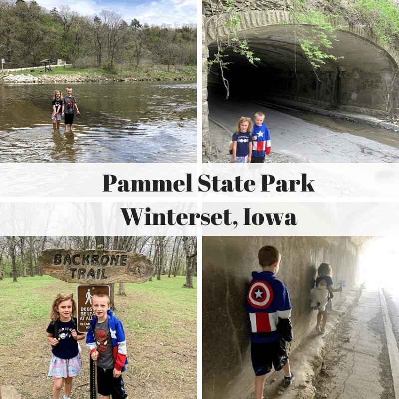Pammel State Park, Winterset, Iowa