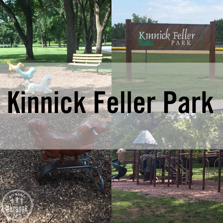 Kinnick Feller Park Adel Iowa