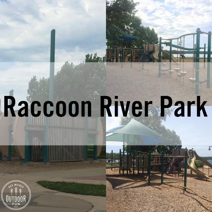Raccoon River Park Sprayground Beach Dog Park West Des