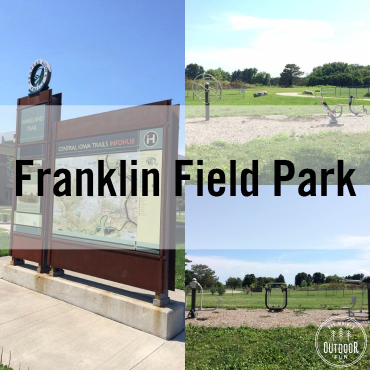 Franklin Field Park Des Moines Iowa