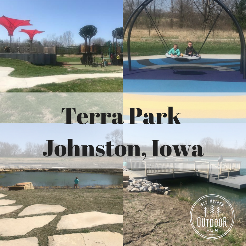 Terra Park, Johnston, Iowa, Des Moines, Parks
