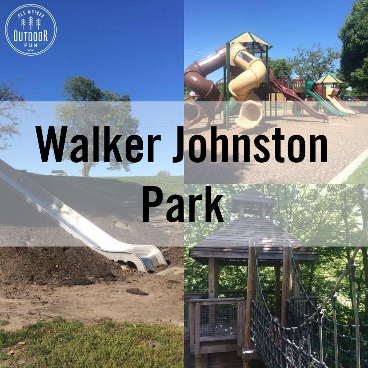 Walker Johnston Park Urbandale Iowa