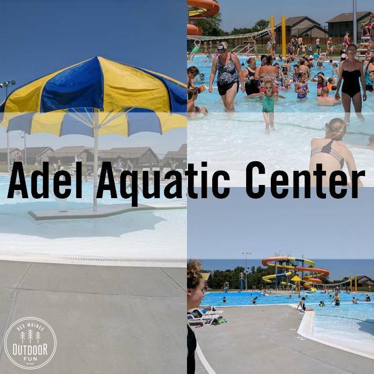 Adel Aquatic Center Iowa