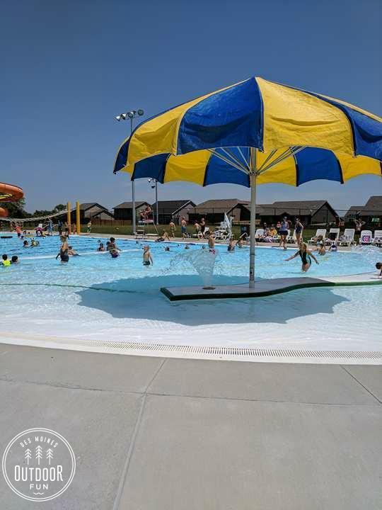 adel iowa pool