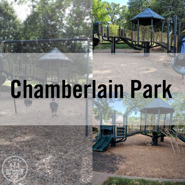 chamberlain park des moines iowa