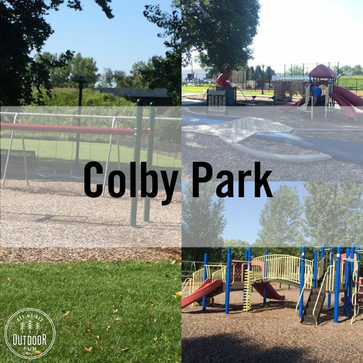 Colby Park – Windsor Heights, Iowa