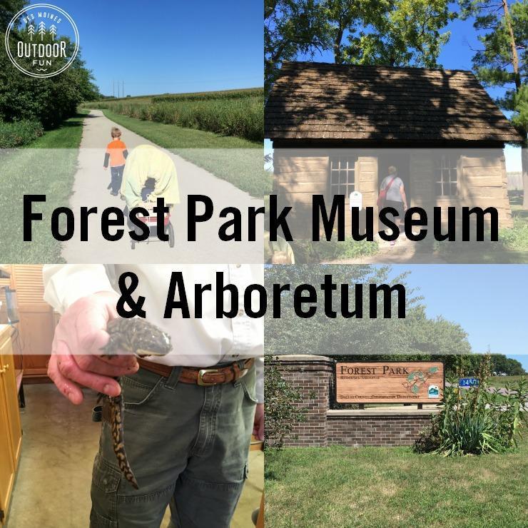 Forest Park Museum Arboretum Perry Iowa (2)