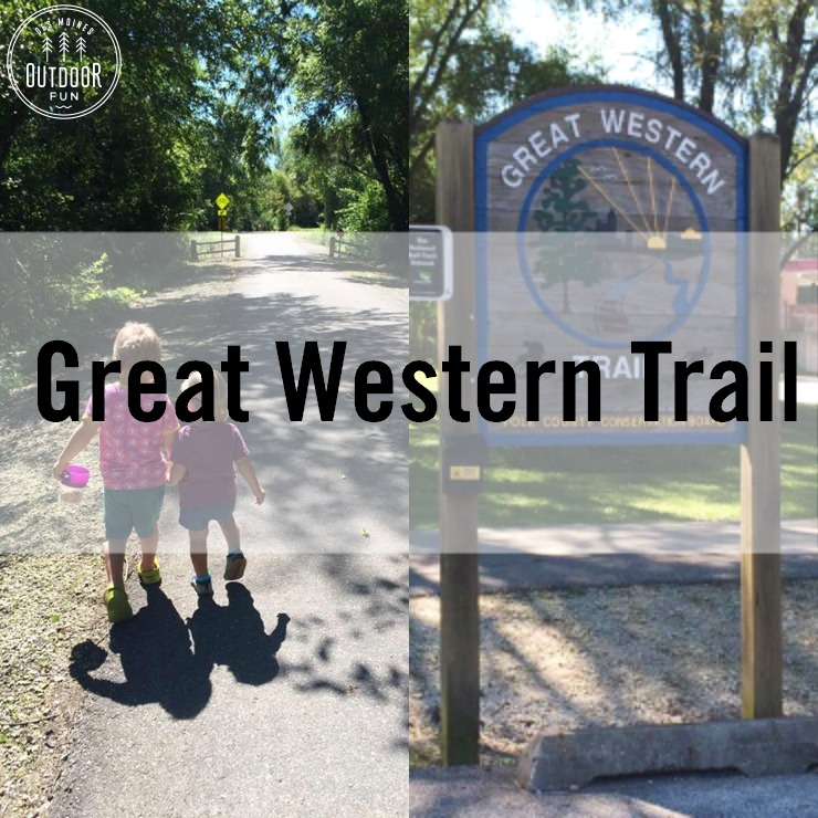 Great Western Trail (4) Des Moines Iowa