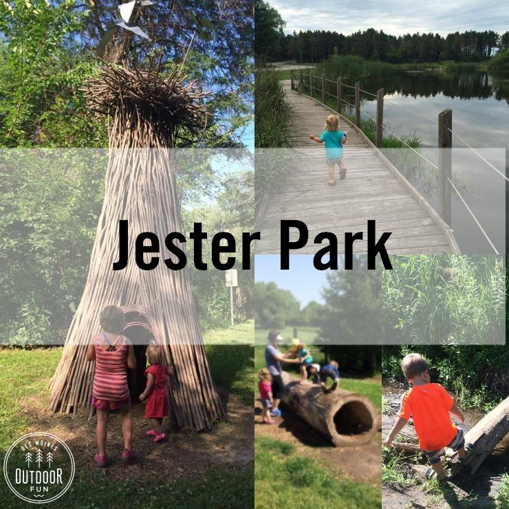 Jester Park Granger Iowa