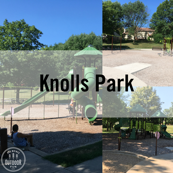 knolls park west des moines iowa
