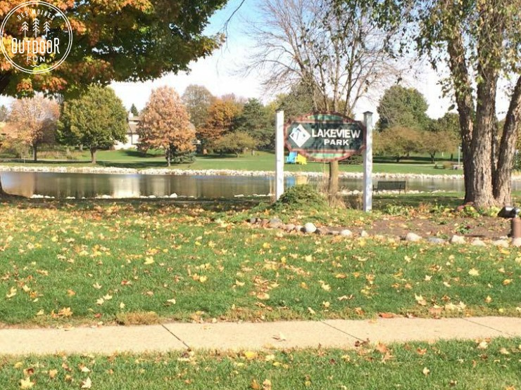 lakeview park urbandale