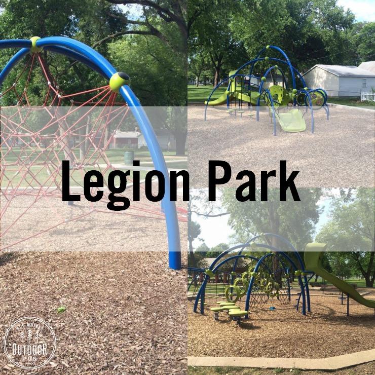 Legion Park In West Des Moines Iowa (6)