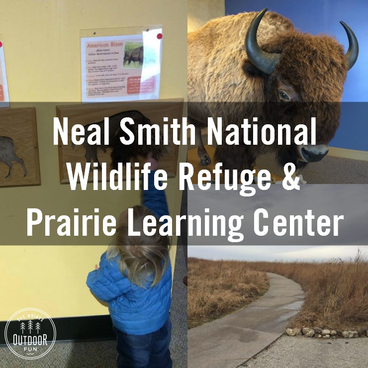 Neal Smith National Wildlife Refuge And Prairie Learning Center