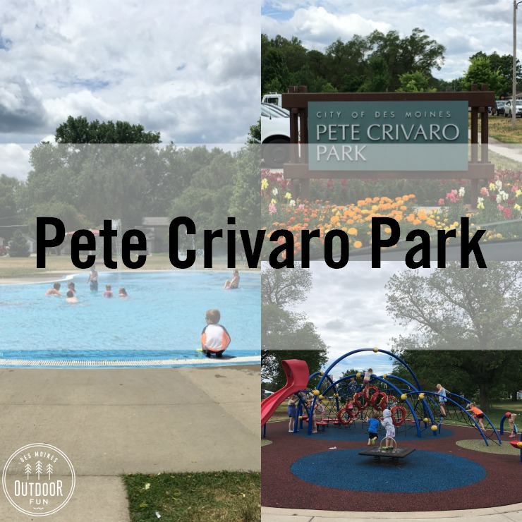 Pete Crivaro Park And Wading Pool Des Moines Iowa (7)