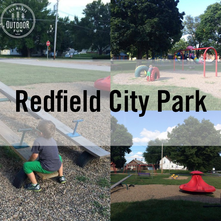 Redfield City Park – Redfield, Iowa