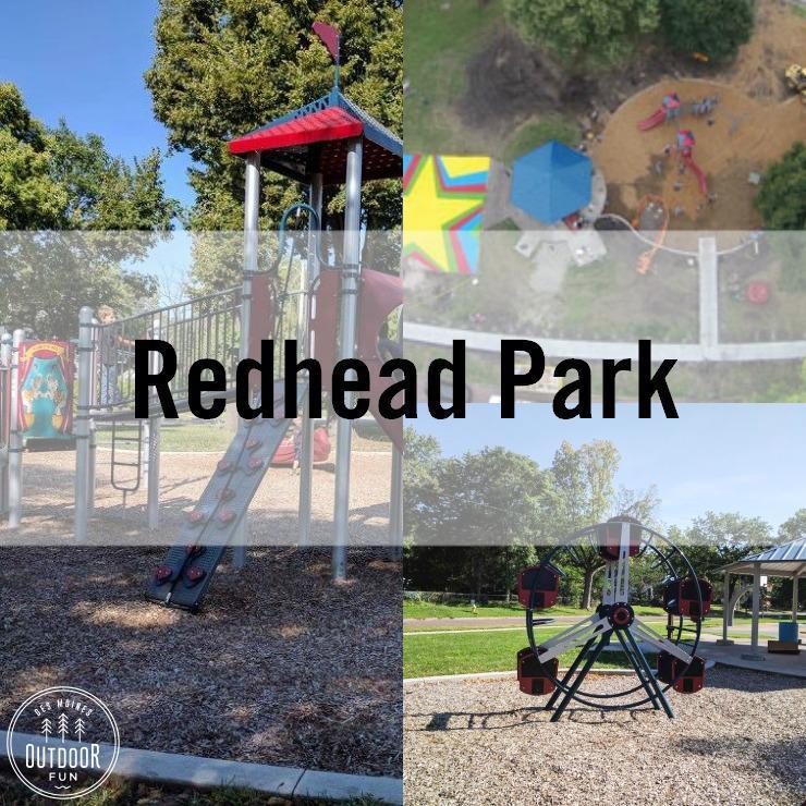 Redhead Park Des Moines Iowa