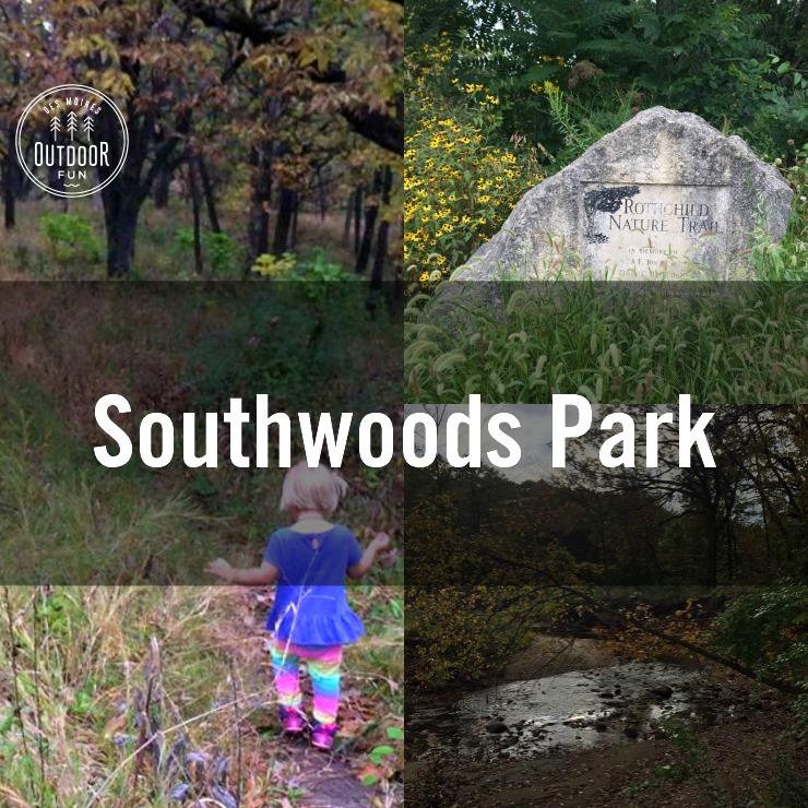 Southwoods Park West Des Moines Iowa