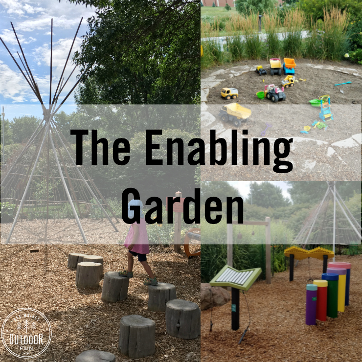 The Enabling Garden In Altoona Iowa