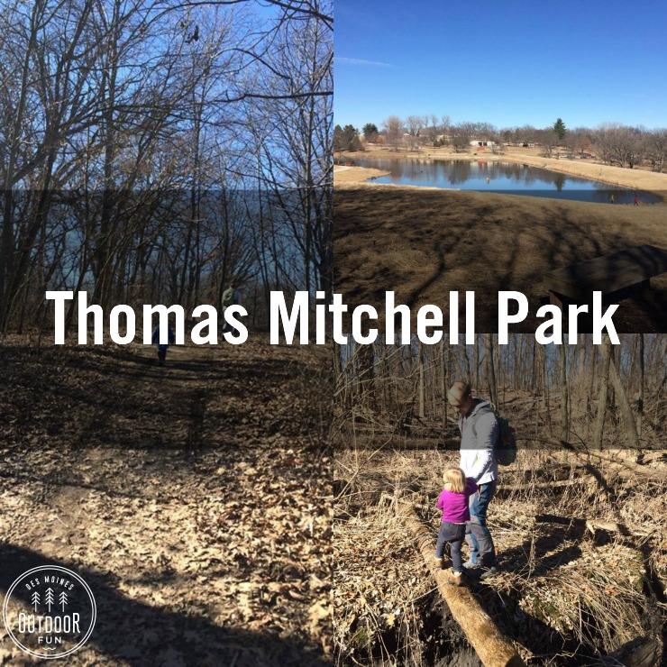 Thomas Mitchell Park Mitchellville Iowa