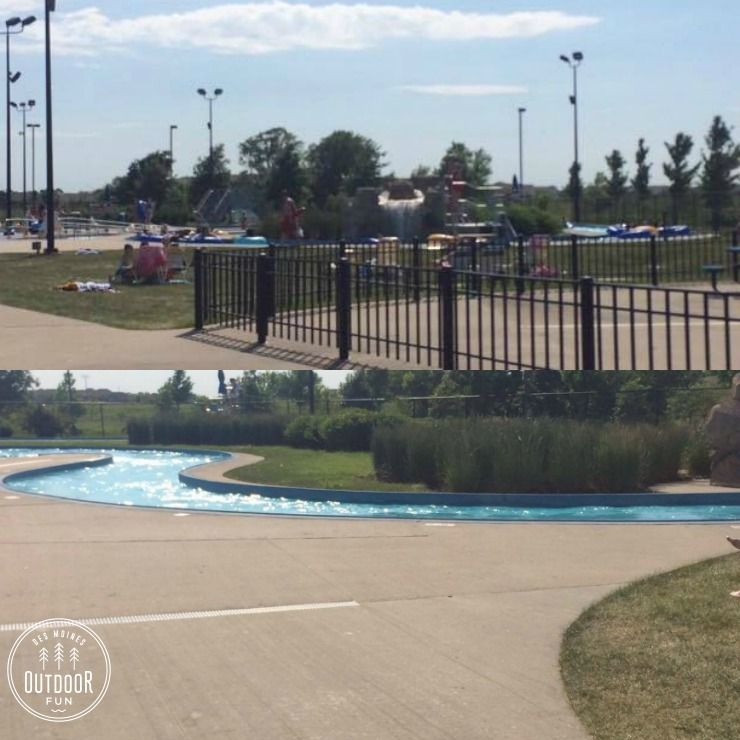 valley view aquatic center lazy river