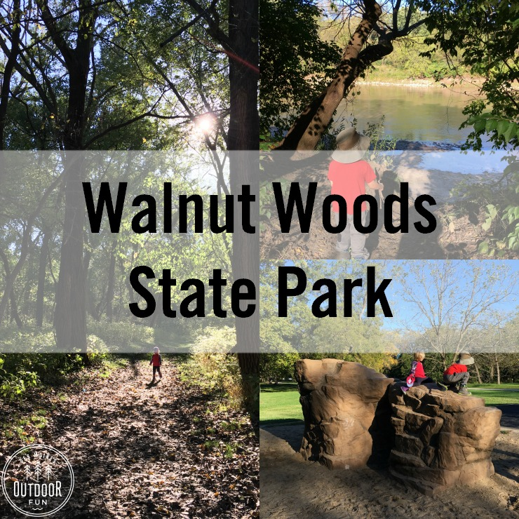 walnut woods state park des moines iowa