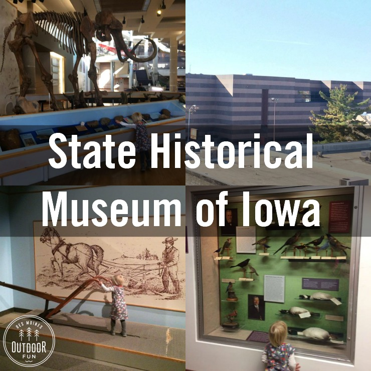 State Historical Museum Of Iowa For Kids