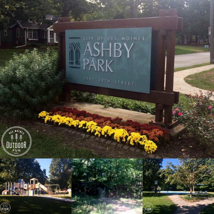 Ashby Park Des Moines Iowa