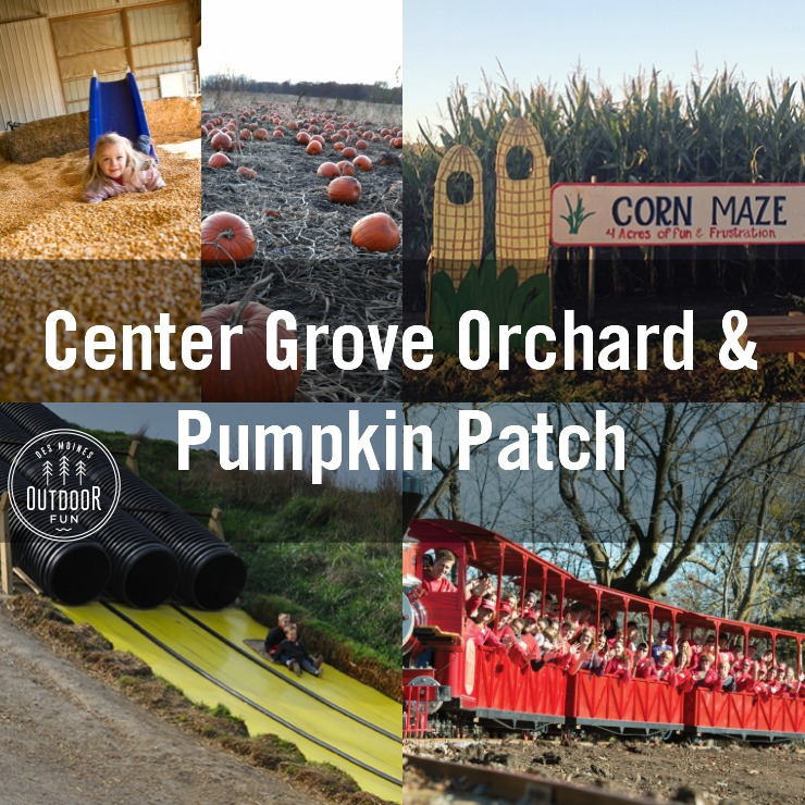 Center Grove Orchard And Pumpkin Patch Des Moines