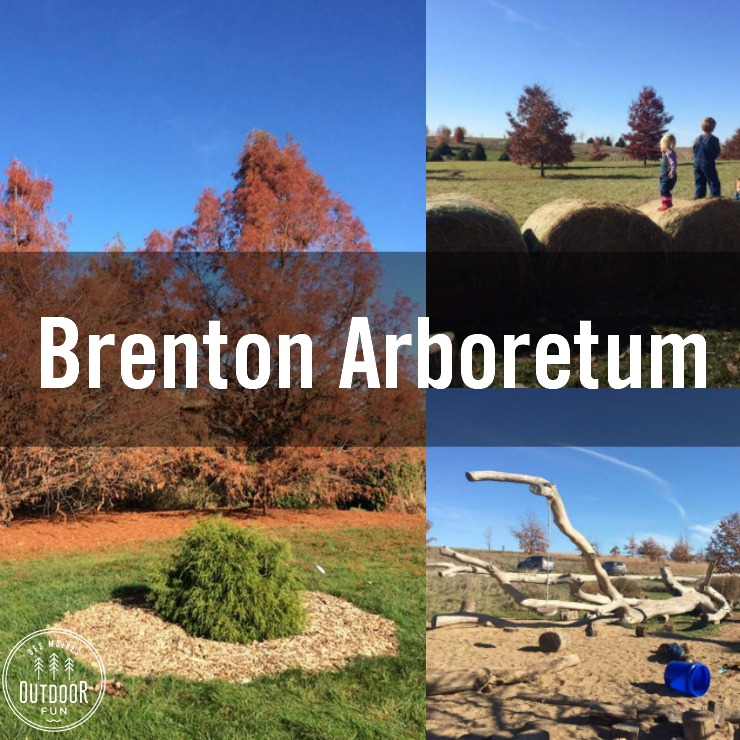 Brenton Arboretum in Dallas Center IOwa near Des Moines Iowa